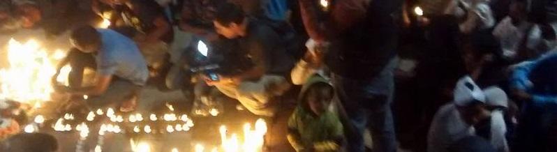 Trauerfeier für Habtom Zarhom