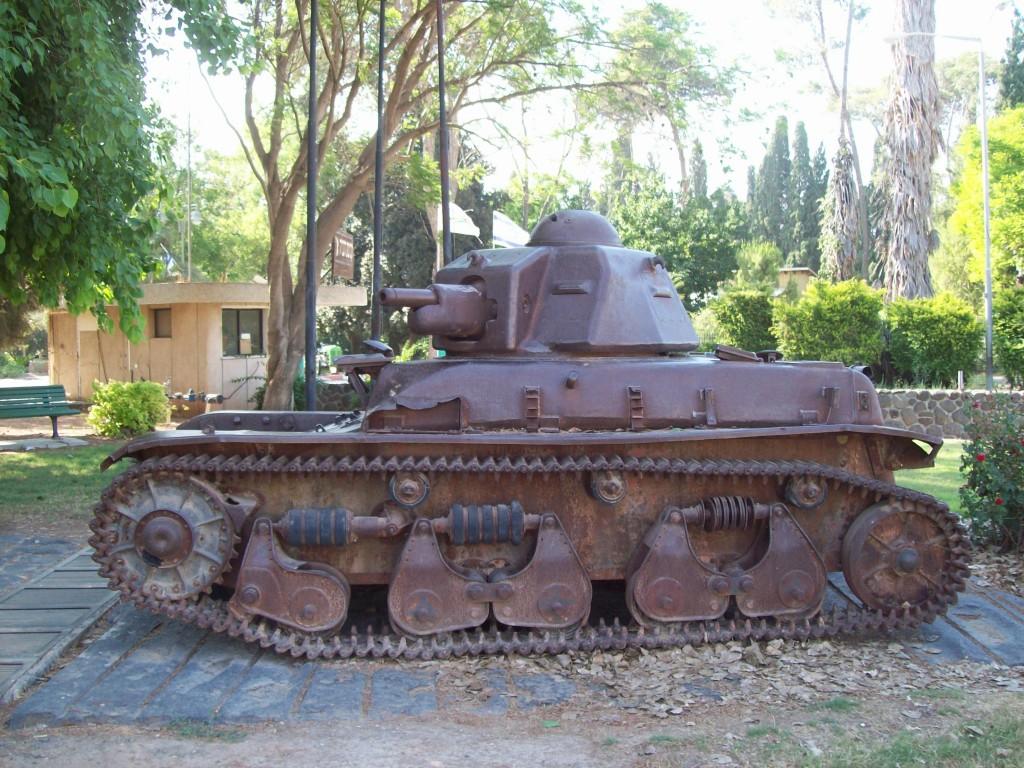 Panzer Degania